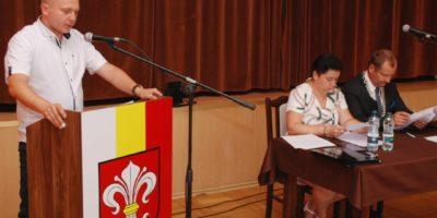 IX sesja Rady Miejskiej w Mikstacie