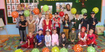 Dzień Przedszkolaka w Oddziale Przedszkolnym w Kaliszkowicach Kaliskich