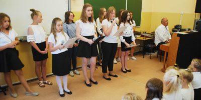 Na lekcje i do koła w Kaliszkowicach Kaliskich