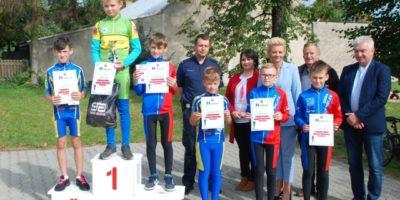 Jubileuszowe 20. Otwarte Mistrzostwa Powiatu Ostrzeszowskiego Szkół Podstawowych w Kolarstwie MTB