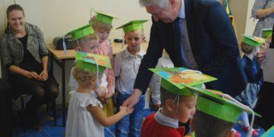 Przedszkolacy ślubowali w Biskupicach Zabarycznych