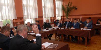 XI sesja Rady Miejskiej w Mikstacie