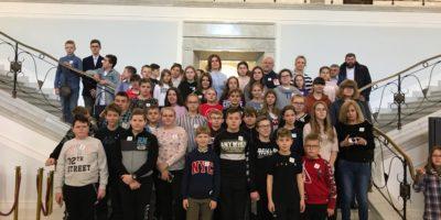 Wycieczka do Sejmu RP