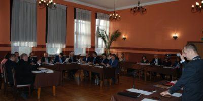 XIV sesja Rady Miejskiej w Mikstacie