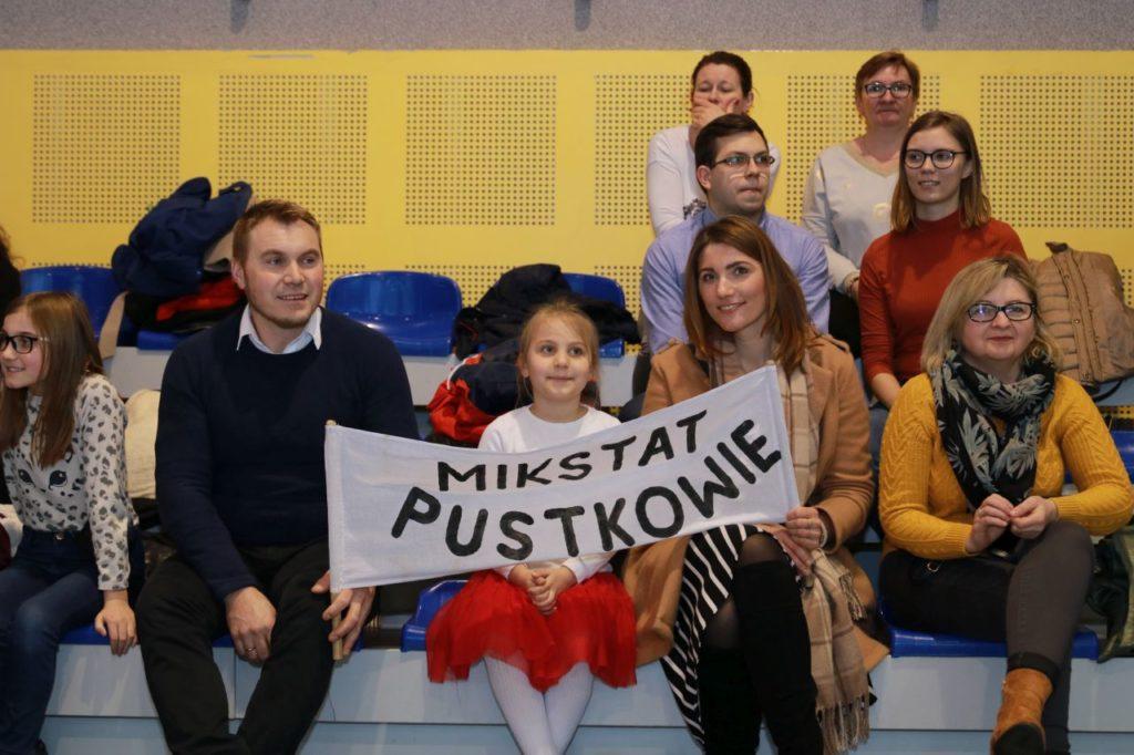 Kibice z Mikstatu Pustkowia mogli być zadowoleni, bo ich drużyna wywalczyła 3. miejsce.